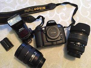 Nikon Camera DSLR, Lenses & Equipment Croydon Hills Maroondah Area Preview