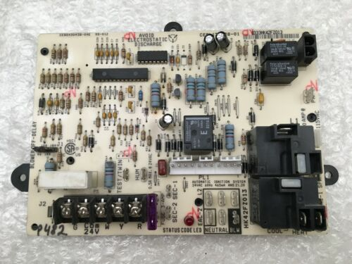 Carrier Control Board HK42FZ013 CEPL130438-01 CEBD430438-04E used # P482