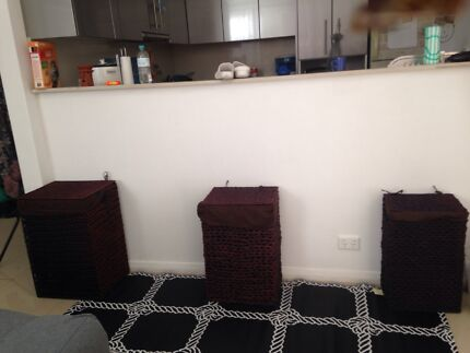 Laundry basket North Strathfield Canada Bay Area Preview
