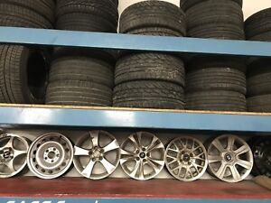 High quality used tires and rims for cheap prices
