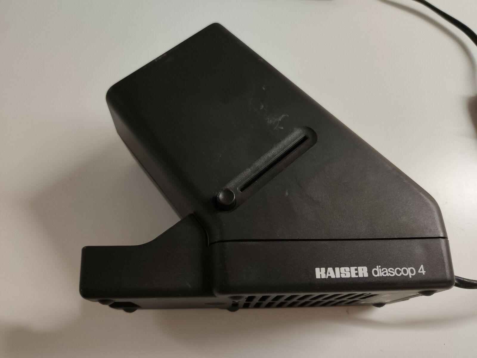 Kaiser Dia-Betrachter Diascop 4 2006