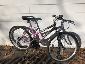 Woman's supercycle mountain bike/ commuter