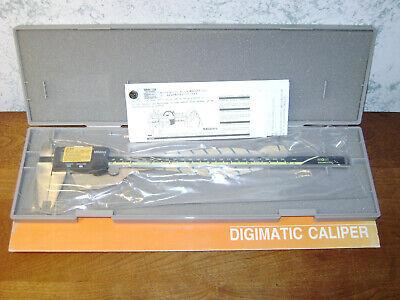 Mitutoyo 12 Inch Digital Caliper No 500-173 W Case - Sealed In Original Package