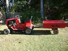 cox stockman ride on mower and trailer Broadbeach Waters Gold Coast City Preview