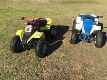 Suzuki Lt80's x 2 (Will separate) Mulbring Cessnock Area Preview