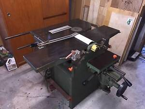 Robland combination saw, planer, thicknesser, moulder, mortiser Mosman Park Cottesloe Area Preview