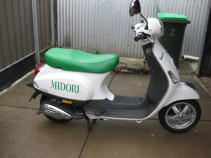 VESPA LX50 - MIDORI LIMITED EDITION Evandale Norwood Area Preview