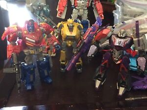 Transformers Rage Over Cybertron
