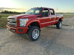 2002 F250 7.3 with 6.7 conversion