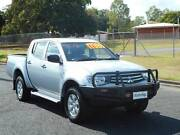 2013 Mitsubishi Triton 4WD DAULCAB TURBO DIESEL Westcourt Cairns City Preview