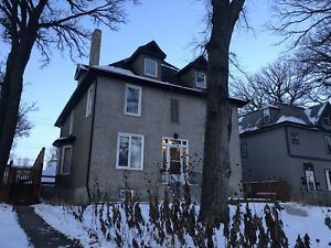 St. Boniface, 3 Bedroom 2 Bathroom for Rent. January 1, 2019