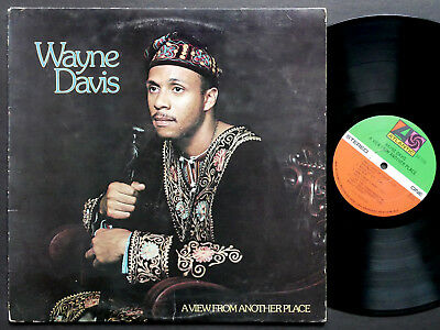 WAYNE DAVIS A View From Another Place LP ATLANTIC SD 7258 US 1973 Bernard (Wayne Davis A View From Another Place)