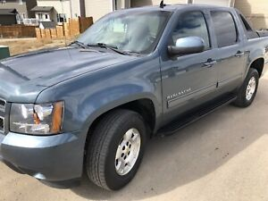 2012 Chevrolet Avalanche LT4WD