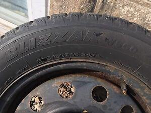 Blizzak snow tires