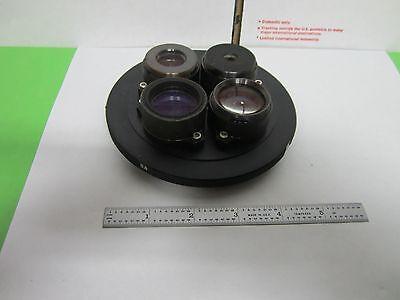 Microscope Part Polyvar Reichert Leica Magnification Changer As Is Binp1-11