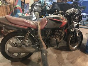 1987 Honda CBX 250.    SOLD
