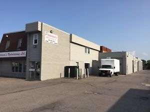 Light industrial for rent