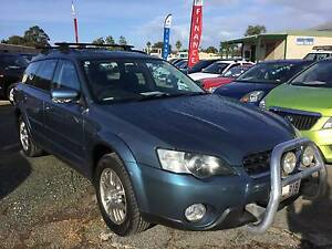 2006 SUBARU OUTBACK GEN 3 SAFETY PACK WAGON AUTO  AWD Silver Sands Mandurah Area Preview