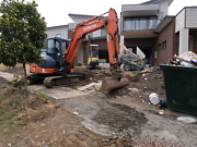 Hitachi 6 tonne excavator 1895hrs with buckets & ripper Heidelberg Banyule Area Preview