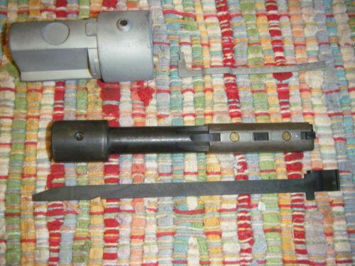 Sunnen AK20 806 Mandrel with Wedge, Adapter, Bronze Guide Shoe, Retainer