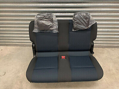 VW Caddy Maxi Rear Seats - 3rd Row Double Bench Seat - New condition