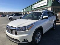 2016 Toyota Highlander Limited CLEAN CARFAX/LEATHER/BACKUP CA...