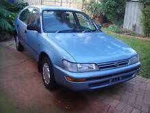 1996 Toyota Corolla Hatchback Rowville Knox Area Preview
