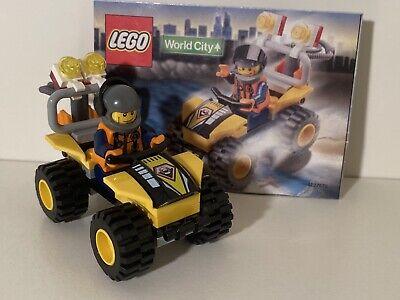 2005 LEGO World City Dune Patrol 7042 COMPLETE w/ Instructions (no box) Vintage