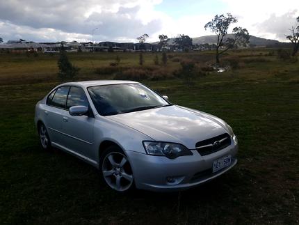 Subaru liberty 2003