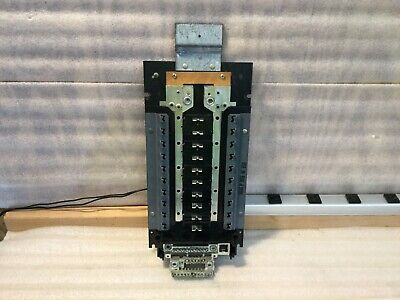 General Electric Ge Thql Style 200 Amp Main Lug Replacement Panel Guts Only