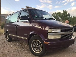 98 Chevy Astro spare or repairs
