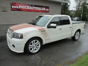 2008 Ford F-150 LIMITED - LOWERED