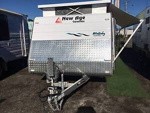 2015 New Age Wallaby  Ensuite Caravan Belmont North Lake Macquarie Area Preview