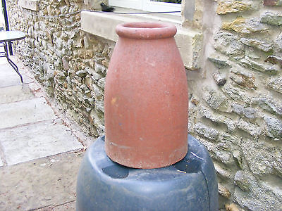 1  chimney pot honey pot shape
