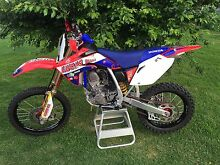 CRF 150rb zero hrs on rebuild like new, daughter outgrown Tenterfield Tenterfield Area Preview