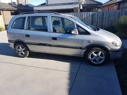 Holden zafira 2001 - ks 114k - 5 months REGO + RWC - Auto