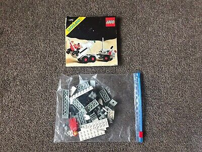 Lego 6870 Space Probe Launcher Complete With Original Instructions Rare Vintage