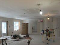 Taper/plaster/crack filler, drywall, painter, framer,