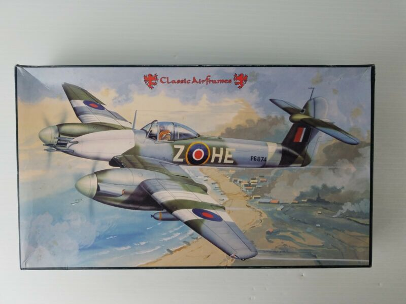 Classic Airframes #463 Westland Whirlwind 1:48 Scale Plastic Model Kit (L25)