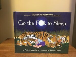Adult Bedtime Book