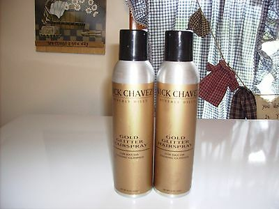 Nick Chavez Gold Hair Spray - Gold Hairspray