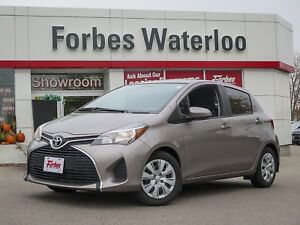 2015 Toyota Yaris 1 OWNER JUST IN EXTREMELY CLEAN!