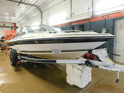 18' Sea Ray 180 135HP Mercury Outboard w/Trailer T1259096