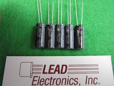 100µF 16V ultra low ESR 105°C Audio LELON Organic Polymer Cap 10 x 100uF