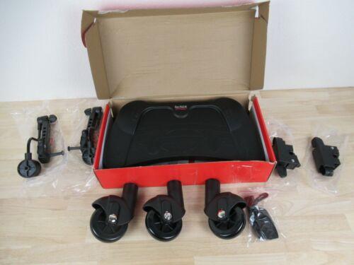 Britax Stroller Board 2nd Child Ride On Attachment Black Stand Up 3-Wheel