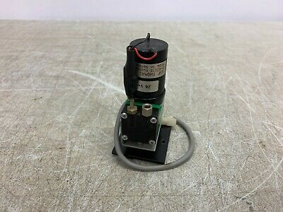 Asf Thomas D-82178 Pressure Vacuum Pump 24vdc Miniature Liquid Diaphragm Pump