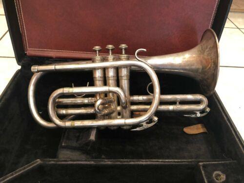 King Opus 7 Coronet Vintage Rare w/ Case
