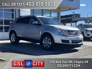 2016 Cadillac SRX Luxury 3.6L V6, All Wheel Drive, 5 Passenger
