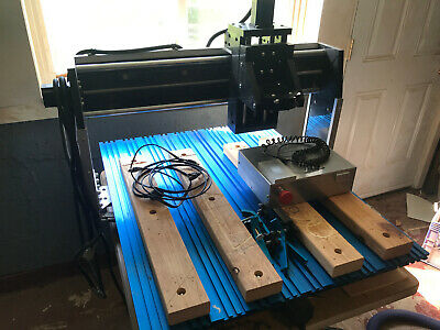 Cnc Machine Shark Pro Hd Next Wave Automation With Software Accessories