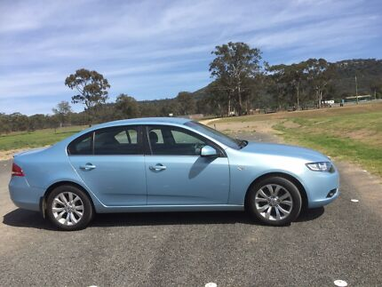 2010 Ford Falcon FG XT Sedan Denman Muswellbrook Area Preview